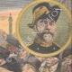 DETTAGLI 03 | Arresto dell'assassino del generale Verand a Parigi - Francia - 1909