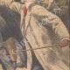 DETTAGLI 04 | Arresto dell'assassino del generale Verand a Parigi - Francia - 1909