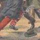 DETTAGLI 05 | Arresto dell'assassino del generale Verand a Parigi - Francia - 1909