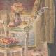 DETTAGLI 02 | Arresto dell'assassina del cantante di Opera - Parigi - 1910