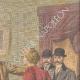 DETTAGLI 03 | Arresto dell'assassina del cantante di Opera - Parigi - 1910