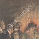 DETTAGLI 01 | Incendio durante la notte di San Silvestro a New York - Stati Uniti d'America - 1910
