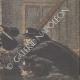 DETALJER 03 | En man attackerar polisen i Paris - 1910