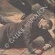 DETALJER 06 | En man attackerar polisen i Paris - 1910