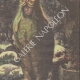 DETTAGLI 04 | Chantecler - Edmond Rostand - Uccelli da notte - Parigi - 1910