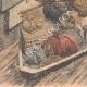 DETTAGLI 05 | Inondazioni di Parigi - Soccorso da un paralitico - 1910