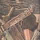 DETALJER 03 | Skador till följd av översvämningarna i Paris - 1910