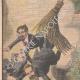 DETTAGLI 02 | La Repubblica sta affrontando troppi scandali - Allegoria - Francia - 1910