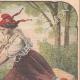 DETTAGLI 03 | La Repubblica sta affrontando troppi scandali - Allegoria - Francia - 1910