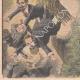 DETTAGLI 05 | La Repubblica sta affrontando troppi scandali - Allegoria - Francia - 1910