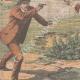 DETTAGLI 02 | Futuri sposi combattono in duello a Taurasi - Italia - 1910