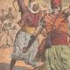DETTAGLI 02 | Crudeltà delle sultan Moulay Hafid a Mazagan - Marocco - 1910