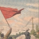 DETALJER 03 | Demonstration på järnvägen i Villeneuve-le-Roi - Frankrike - 1910