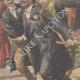 DETALJER 02 | Fancy bröllop kortege i 12:a Arrondissementet Paris - Frankrike - 1910