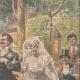 DETALJER 03 | Fancy bröllop kortege i 12:a Arrondissementet Paris - Frankrike - 1910