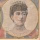 DETAILS 06   Portraits of Edward VII, George V and his wife - United Kingdom