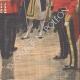DETTAGLI 06 | Proclamazione del re Giorgio V al Saint James Palace a Londra - Inghilterra - 1910