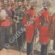 DETALJER 02 | Kung Edward VIIs begravning i St. George's Chapel i Windsor - England - 1910
