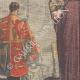 DETALJER 04 | Kung Edward VIIs begravning i St. George's Chapel i Windsor - England - 1910