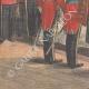 DETALJER 05 | Kung Edward VIIs begravning i St. George's Chapel i Windsor - England - 1910