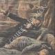 DETALJER 04 | Hyllning till de döda i ubåten Pluviose - Calais - Frankrike - 1910
