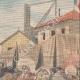 DETTAGLI 03 | Arrivo del relitto del sottomarino Pluviose nel porto di Calais - Francia - 1910