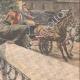 DETTAGLI 03 | Salvataggio sul Pont au Change a Parigi - Francia - 1910