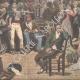DETALJER 05   Appel des dernières victimes de la Terreur - Målning - Charles Muller - 1850