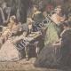 DETALJER 06   Appel des dernières victimes de la Terreur - Målning - Charles Muller - 1850