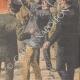DETTAGLI 04 | I becchini bruciano il suo costume davanti al Municipio di Parigi - Francia - 1910