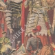 DETALJER 02 | Kortege av Giganter i Valenciennes - Frankrike - 1910