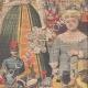 DETALJER 04 | Kortege av Giganter i Valenciennes - Frankrike - 1910