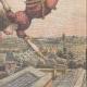 DETTAGLI 06 | Incidente di paracadute a Coventry - Inghilterra - 1910