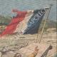 DETAILS 03 | Shipwreck in the Mekong rapids - Laos - 1910