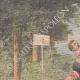 DETALJER 01 | Två flackander kastar ett barn i Orne - Frankrike - 1910