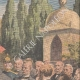 Einzelheiten 03 | Ehren an die Toten im Deutsch-Französischer Krieg von 1870 - Elsass - Frankreich - 1910