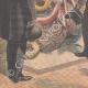 Einzelheiten 05 | Ehren an die Toten im Deutsch-Französischer Krieg von 1870 - Elsass - Frankreich - 1910
