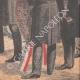 Einzelheiten 06 | Ehren an die Toten im Deutsch-Französischer Krieg von 1870 - Elsass - Frankreich - 1910