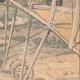 DETALJER 04 | Militärövning av en aeroplano nära den tyska gränsen i Moncel-sur-Seille - Frankrike - 1910