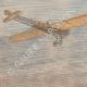 DETALJER 01 | Ankomsten av vinnaren av ett flygkapplöpning i Issy-les-Moulineaux - Frankrike - 1910
