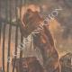 Einzelheiten 01 | Tod der Menagerietiere im Feuer die Brüssel International - Belgien - 1910
