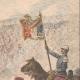 Einzelheiten 03   Hommage an die Soldaten der Schlacht von Sedan in Floing - Frankreich - 1910