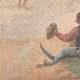 Einzelheiten 05   Hommage an die Soldaten der Schlacht von Sedan in Floing - Frankreich - 1910