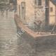 DETTAGLI 02 | Un bambino salva un altro bambino dall'annegamento nel canale di Givors - Francia - 1910