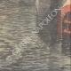 DETTAGLI 06 | Un bambino salva un altro bambino dall'annegamento nel canale di Givors - Francia - 1910