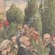 DETTAGLI 01 | Il nastro tricolore proibito sulle tombe dei soldati francesi - Metz - 1910