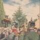 DETTAGLI 03 | Il nastro tricolore proibito sulle tombe dei soldati francesi - Metz - 1910