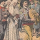 DETAILS 04 | Breton wedding procession in Paris - France - 1910