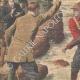DETAILS 02 | A man crosses Niagara Falls in a barrel - 1910