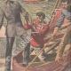 DETALJER 04 | Portugisiska revolutionen - Kung Manuel II exiles i Gibraltar - 1910